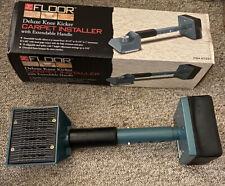 Finch & McKay Floor Knee Kicker Carpet Installer Item # 47337