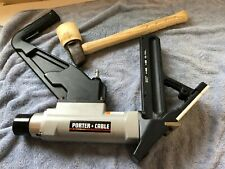 Porter Cable FCN200 Pneumatic Flooring Cleat Nailer - Lightly used