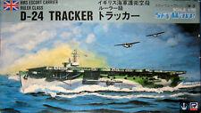 GB Flugzeugträger TRACKER, Sky Wave, Bausatz, 1:700