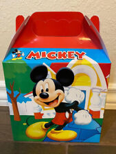10ct Mickey Mouse Favor Candy/Treat Boxes Loot Bag Goody Treat Bag