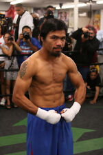 Manny Pacquiao Poster Boxer Boxing 24in x 36in