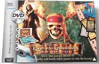 Pirates Of the Caribbean Dead Man's Chest Board DVD TV Game Complete Near Mint