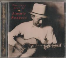 C.D.MUSIC F487   THE VERY BEST OF JIMMIE RODGERS    CD