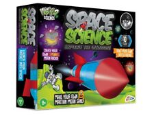 Kids Weird Science Set Childrens Space Chemistry Activity Kit Planet Experiments