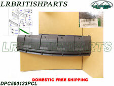 LAND ROVER FRONT BUMPER TOWING COVER EYE LR3 OEM NEW  DPC500123PCL