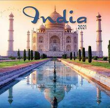 Indien - 2021 Wandkalender - Brandneu - 40069
