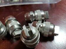 (2Pcs) Stainless Steel Unijet 11001 Spray Nozzle by Spraying Sys New $19