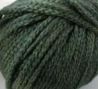 (13,70 €/100g): 50 g Landlust Merino 120, Lana Grossa, Fb. grün 115 # 2154
