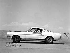 Ford Shelby GT 350 Mustang 1965 world wide introduction new model AC photo photo