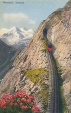 SWITZERLAND - Pilatusbahn Eselwand
