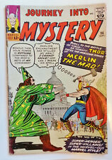 Journey Into Mystery #96 (1963 1st Series) THOR.- VG