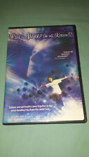 What the Bleep Do We Know (DVD, 2005, Dual Side) Spiritual/Educational MINT DISC