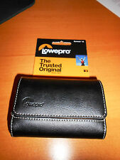 Lowepro Sorrento 10 Leather Case for Cell phone or Camera - Fits on Belt /  NEW