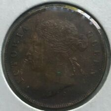 1901 Straits Settlements 1 One Cent