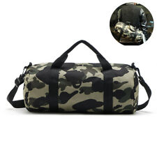 A Bathing Ape Bape Shoulder Bag Green Camo Travel Gym Sport Duffle Handbag Gift