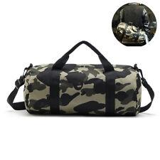 A Bathing Ape Bape Shoulder Bag Green Camo Gym Duffle Sling Crossbody Handbag