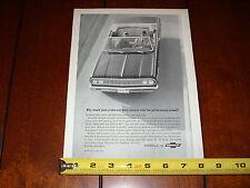 1964 Chevelle - Original Vintage Ad