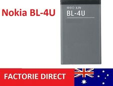 Battery for Nokia BL-4U BL4U 206 Asha 210 300 305 306 308 309 310 311 501