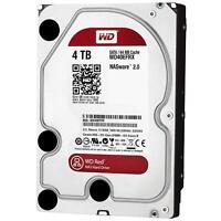 "WD Red 4TB NAS HDD 3.5"" 5400RPM SATA 6 Gb/s 64MB Internal Hard Drive WD40EFRX"
