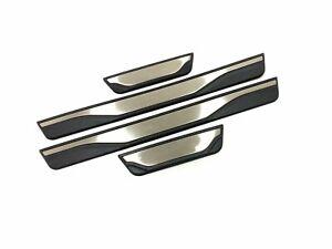 For Hyundai Tucson Accessories Door Sill Scuff Plate Cover Protector Trim Guard