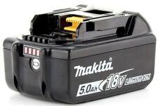 MAKITA ORIGINALE Batteria 18 Volt 5 Ah. art. BL1850B