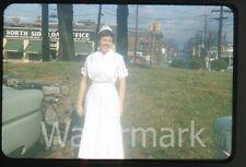 1958 Photo slide Atlanta GA Nurse North side Jewelry and Loan Pawn shop #2