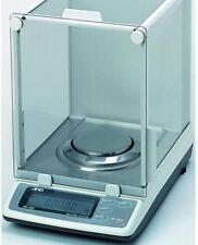 A&D HR-202i Analytical Lab Balance Semi Micro 51 g x 0.01 mg/ 220 g x 0.1 mg,NEW
