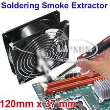 Soldadura Humo absorbedor de Fume Extractor De Soldadura refrigeración Case Fan ESD 220v 120 Mm