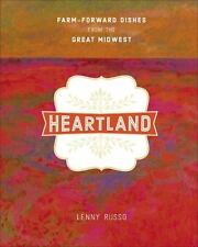 Heartland: Farm-Forward Dishes from the Great Midwest, Russo, Lenny