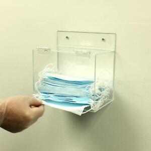 Wall Mount Face Mask Dispenser