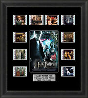 Harry Potter and the Half Blood Prince Framed 35mm Film Cell Memorabilia Filmcel