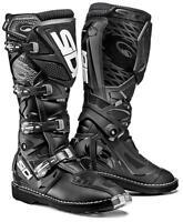 SIDI XTREME BOOTS BLACK CHEAP OFF ROAD MOTOCROSS ENDURO MX CHEAP MOTORBIKE NEW