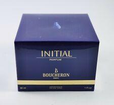 Boucheron Initial 30ml Parfum Spray Neuf / Emballage D'Origine Rare Vintage