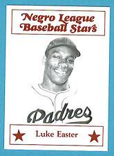 Fritsch Negro League Baseball Stars Singles: #83 Luke Easter