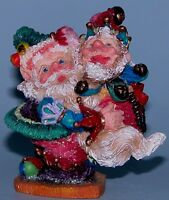 "Possible Dreams Crinkle Claus ""Elf w Jester"" 659063 Santa elves 1998 Christmas"
