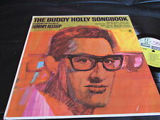 TOMMY ALLSUP THE BUDDY HOLLY SONGBOOK REPRISE 6182 ORIGINAL US 1965 ROCKABILLY