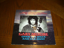 """Gary Moore-over the hills and far away.7"""" double pack"""