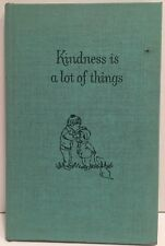 VTG.1965 KINDNESS IS A LOT OF THINGS Edith Eckblad; Bill & Bonnie Rutherford HC