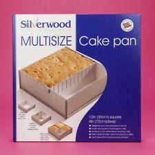 Silverwood Square Cake Tins For Sale Ebay
