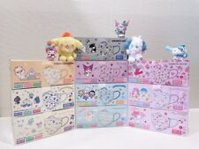 TIME SALE Sanrio Official Adult Kids FaceMask Kuromi Cinnamoroll Melody