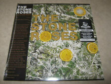 THE STONE ROSES-The Stone Roses 2LP's NEW! Newbury Comics Green/Gold Vinyl 500