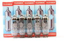 5 X EL95 TUBE. TELEFUNKEN BRAND TUBE <> NOS/NIB CRYOTREATED. CH23V3F240915
