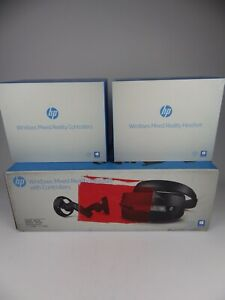 HP Mixed Reality VR Headset and Controllers - HTC VIVE & Oculus Rift Alternative