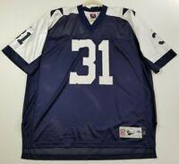 NFL Reebok R. Williams 31 Dallas Cowboy Men Jersey Shirt 2XL V Neck Short Sleeve