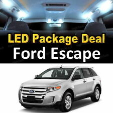 For 2008 - 2010 2011 2012 Ford Escape LED Lights Interior Package Kit WHITE 9PCS