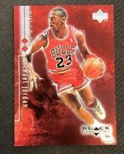 1998-99 Upper Deck Black Diamond Red Michael Jordan #3 1702/3000