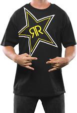 Rockstar Energy Drink MX X-Ray Tee SHirt T Short Sleeve Black XL X-Large