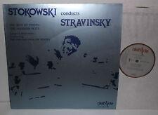 DA 9005 Stravinsky The Rite Of Spring Firebird Suite Philadelphia Orch Stokowski