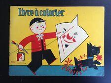 ancien album à Colorier BON ETAT