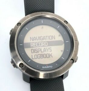 SUUNTO TRAVERSE Military Watch GPS outdoor watch with versatile navigation